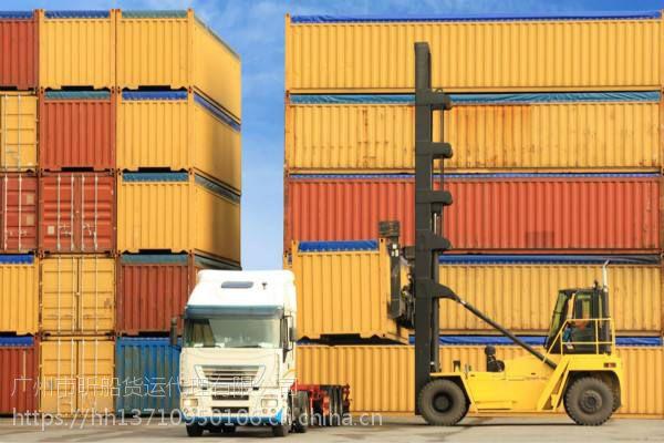 广西河池市到青岛胶州市集装箱海运公司