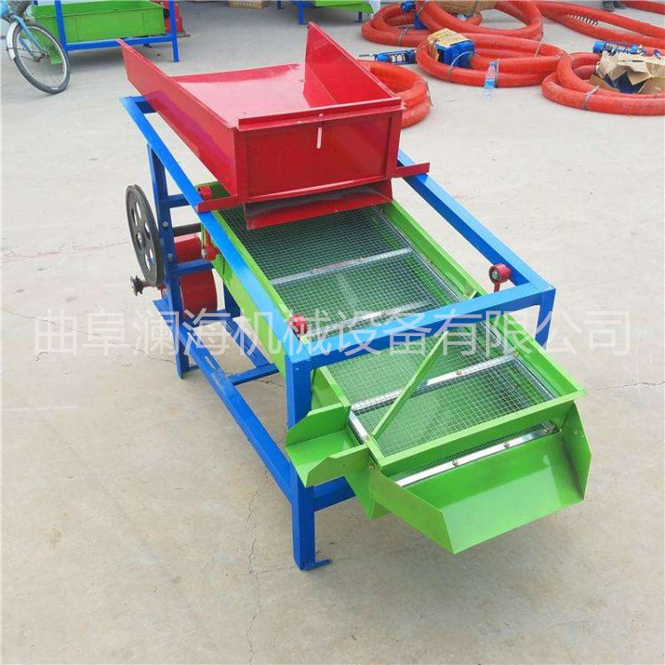 专业生产粮食筛选机 小麦种子除杂精选机