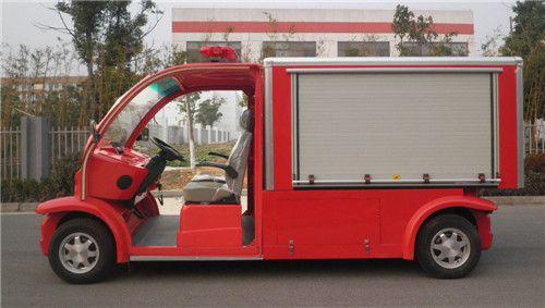 利凯士得社区电动消防车,微型消防电动车,a19型四轮紧急救火车价格优惠