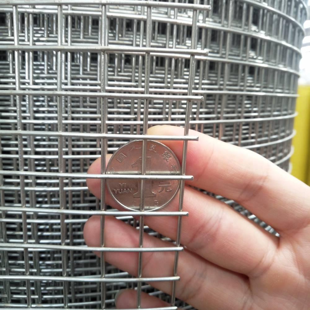 方孔防锈201不锈钢电焊网1/2不锈钢电焊网多少钱一卷