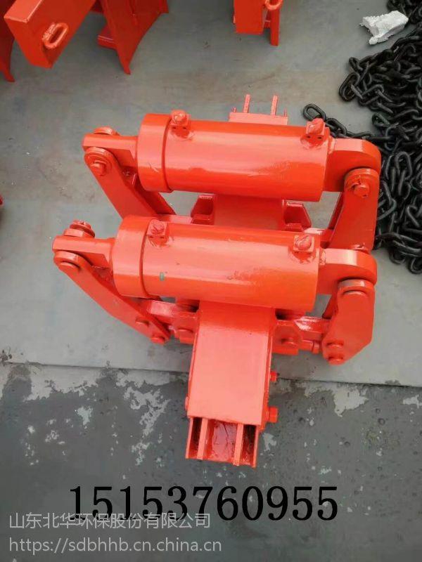 山东风清晋中150米液压电缆拖挂车进步式单轨吊 可定制