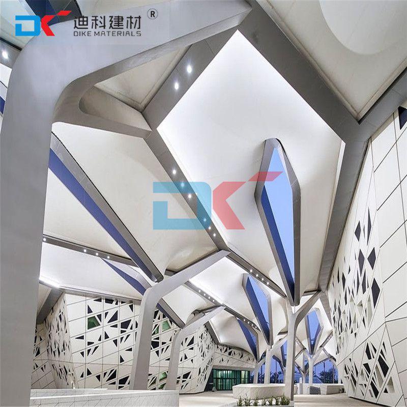 供应杭州商业街外墙石纹铝单板、仿大理石纹铝单板、防火防潮 厂家供应
