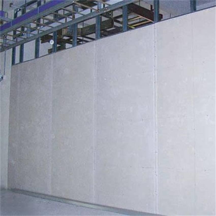 河南防火板LOFT钢结构复式楼层板-防水防潮25mm水泥纤维板生产厂家!
