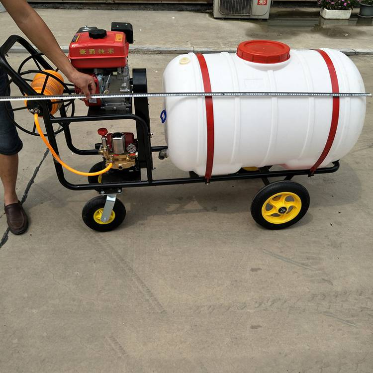 蔬菜大棚用喷药机 启航大容量手推式打药机 果园风送喷雾器哪里有卖