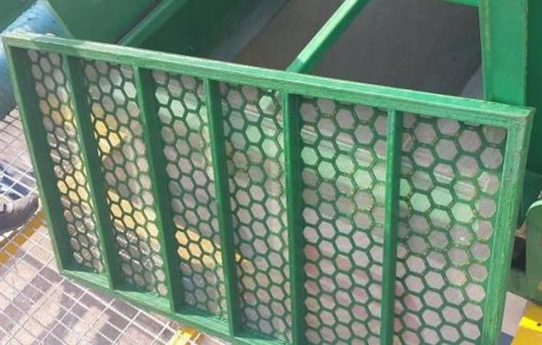 框架式高频石油泥浆振动筛网@丽水框架式高频石油泥浆振动筛网生产厂家