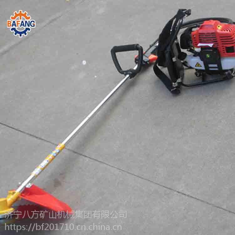 四冲程背负式汽油割灌机割草机 本田背负式割草机