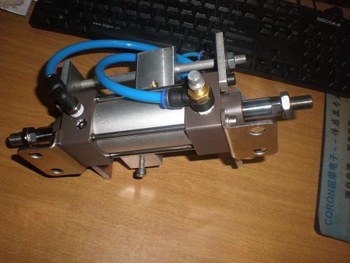气缸 往复式气缸 济南自动往复气缸图片