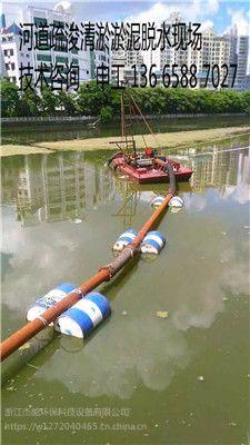 节能牌河道底泥清淤脱水设备厂家直销