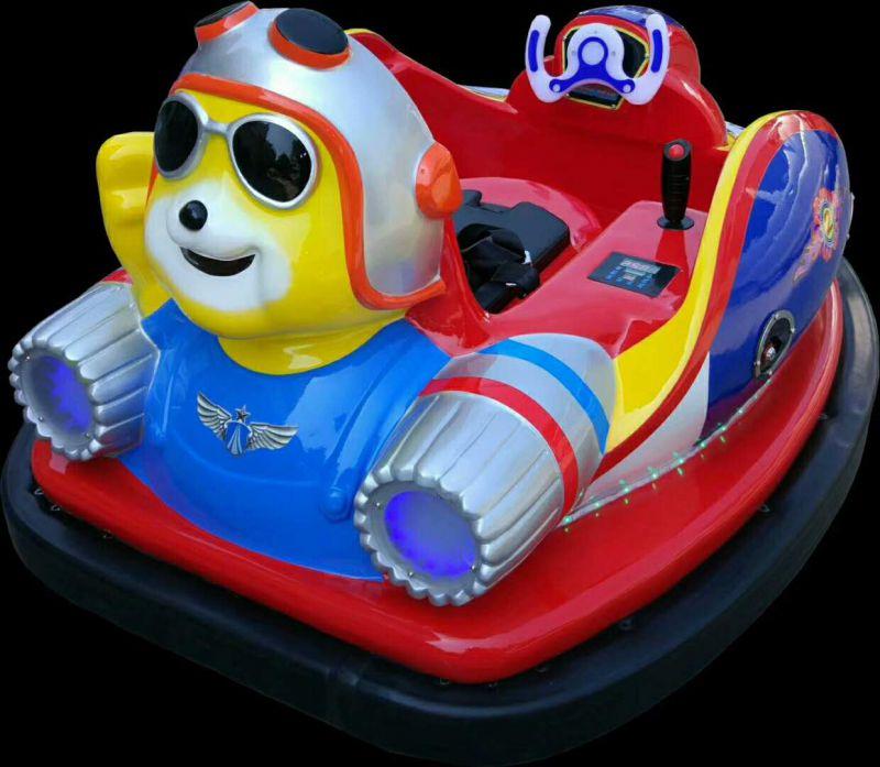 碰碰车 卡丁车 漂移车 双电瓶车 户外 儿童漂移车 糖果熊碰碰车