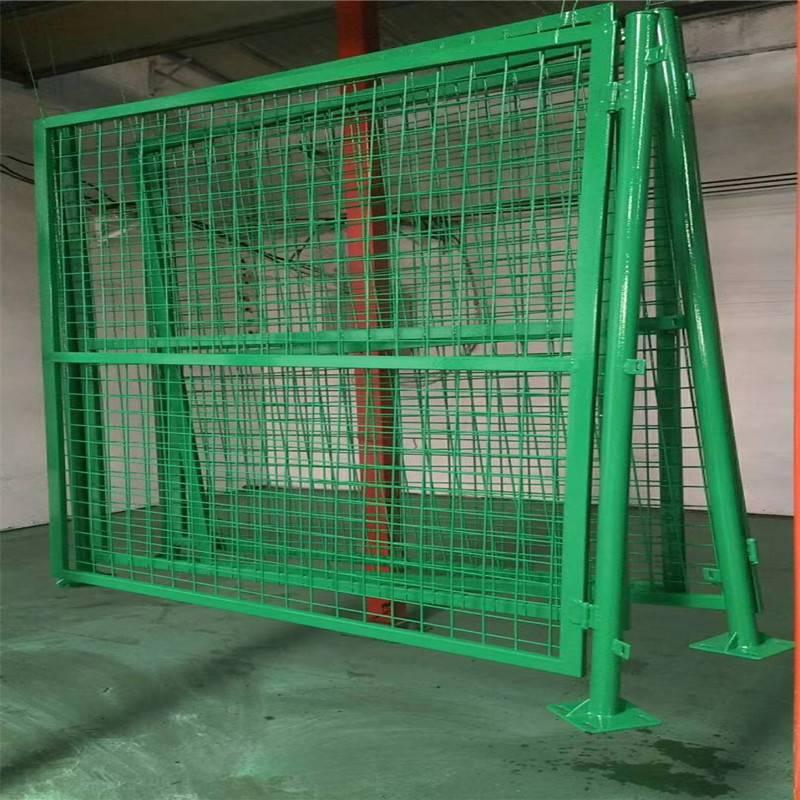 室外防护栏 厂区护栏价格 工地安全围栏
