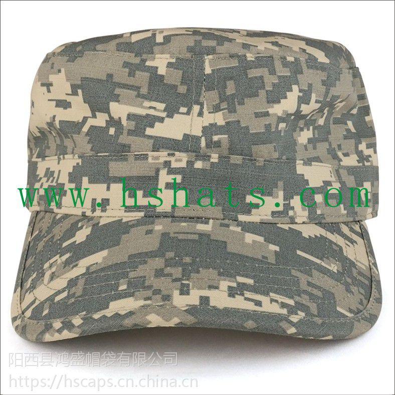 定做HS平顶帽子专业生产厂家