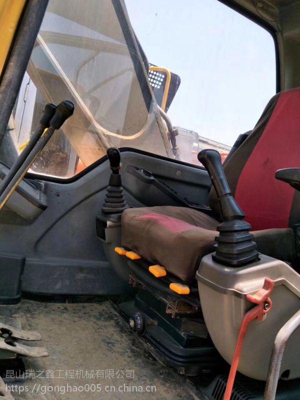 出售沃尔沃210二手挖机,车况好,性能好,随时试机