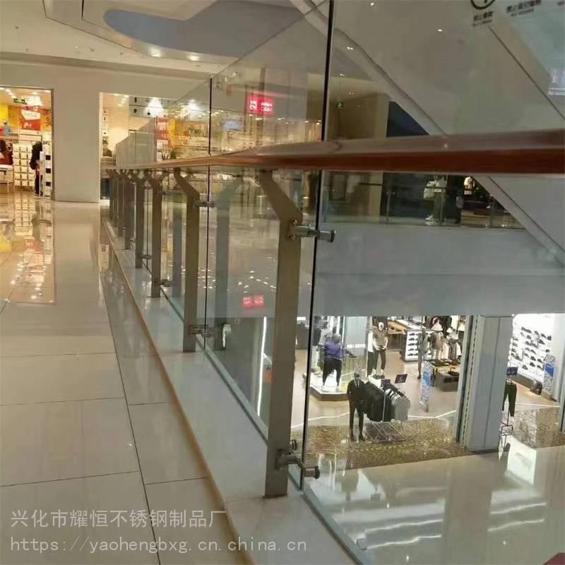 耀恒 厂家直销新款不锈钢楼梯立柱 优质不锈钢栏杆 楼梯扶手立柱
