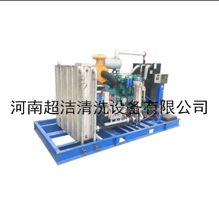 厂家直销工业管道疏通清洗机1200公斤压力车载厢式管道疏通机