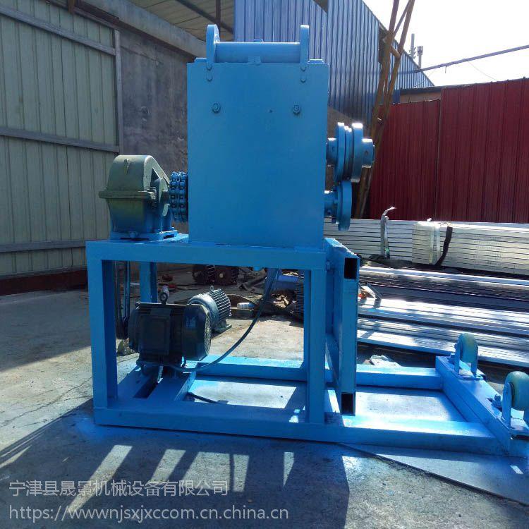 宁津县晟景机械专业制作特种节能设备油桶初压机