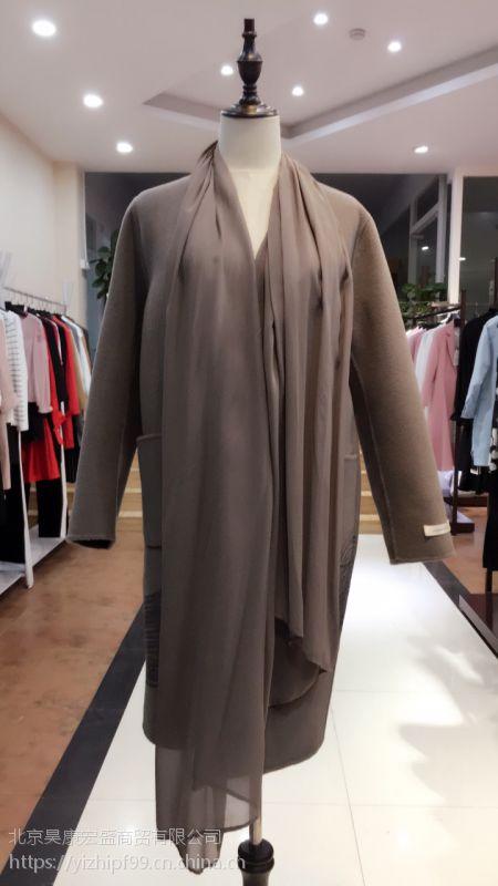 上海凯旋城服饰批发市场品牌折扣女装秋连衣裙品牌折扣店怎么样双面尼