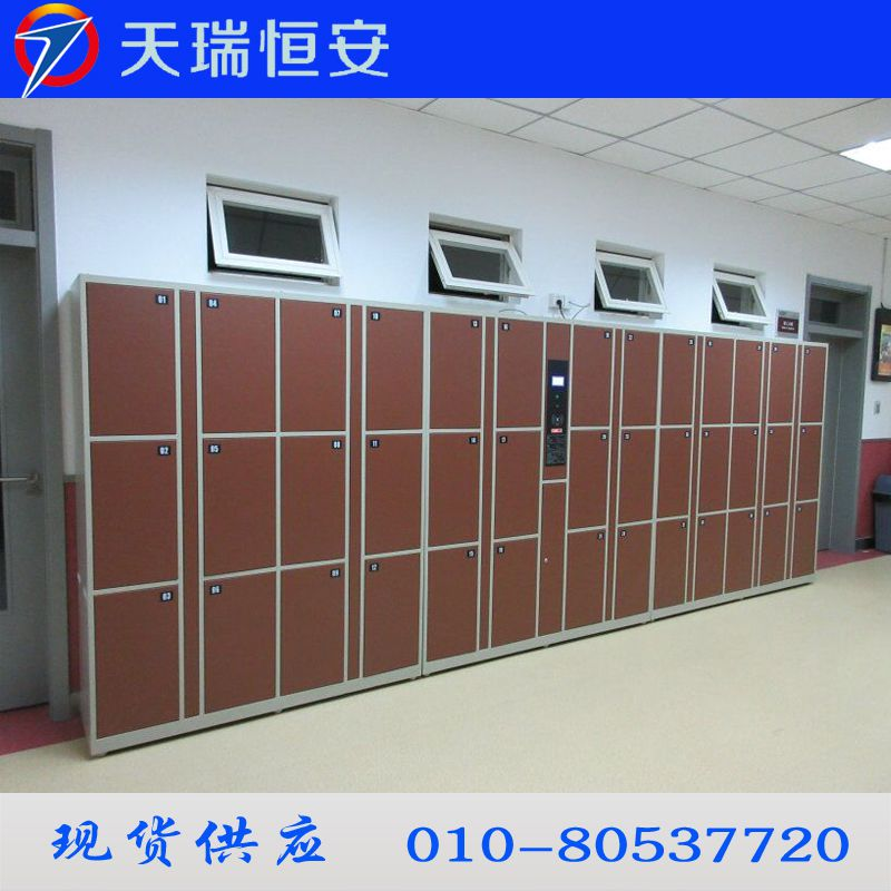 天瑞恒安 TRH-KL-48 山东电子储物柜厂家,山东电子柜厂家