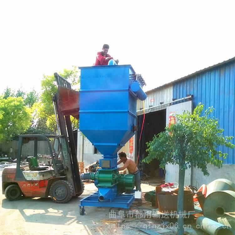 桂平市55T气力吸粉机 兴运蓖麻子油菜籽用气力输送机