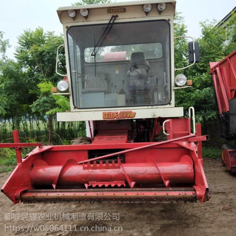 玉米秸秆青储机 悬挂式青储机回收机 铡草机 民耀直销