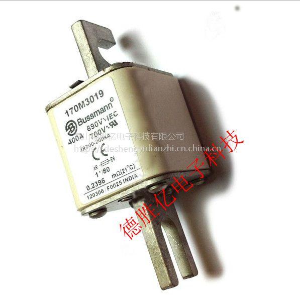 供应伊顿BUSSMANN快速熔断器170M3015 170M3016