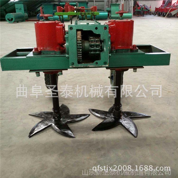 拖机-4河南焦作大蒜收获机厂家 挖蒜机工作视频