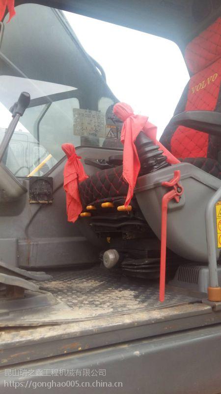 出售沃尔沃290二手挖机,车况好,力量大,性能优