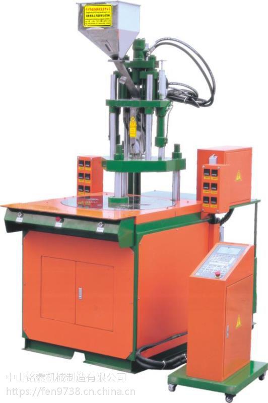 厂家直销小型机快速成型注塑机线材包胶注塑机铭鑫MX-250ST进退可调架模方便