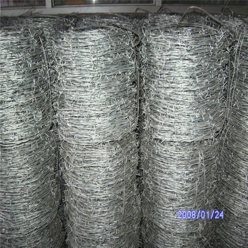刺绳柱价格 包头刺绳 镀锌刺丝
