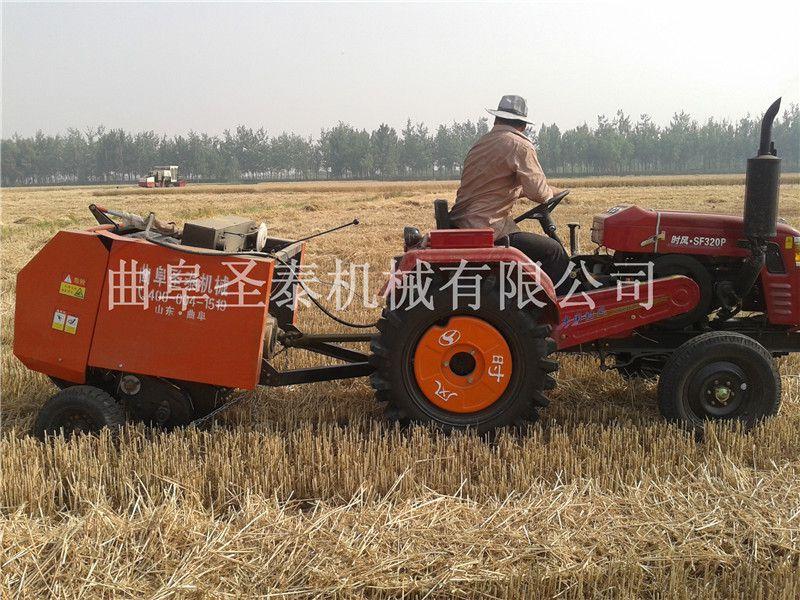 麦秸杆打捆机 小麦秸打捆机