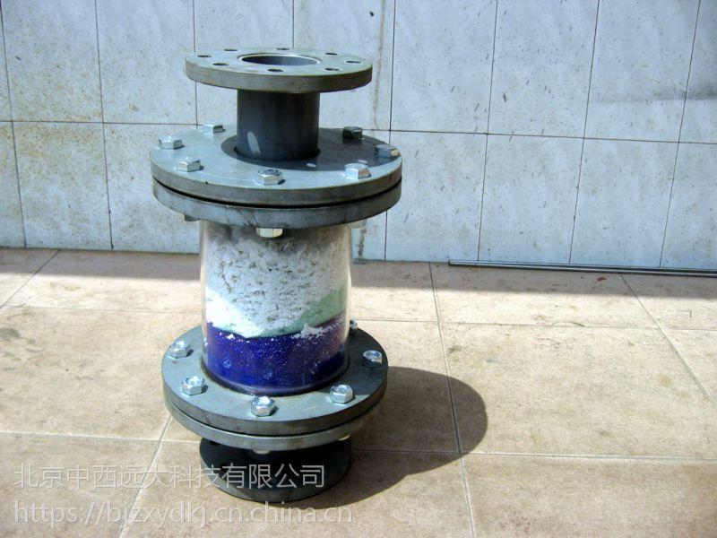 中西(LQS)二氧化碳吸收器(有机玻璃)口径50 型号:M379362库号:M379362