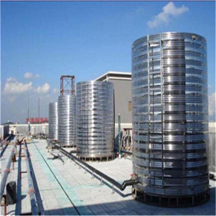 巴彦淖尔市不锈钢保温水箱不生锈、耐腐蚀的鼎热牌水箱