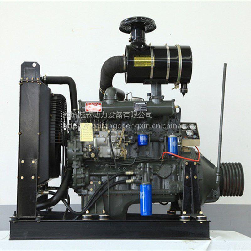粉碎机用 6105加大行程 柴油发动机 120KW 2000转柴油机 厂家直销