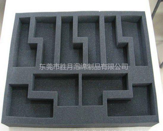 厂家定制五金包装eva内衬 挖槽异型加工海绵冲压内衬 包邮