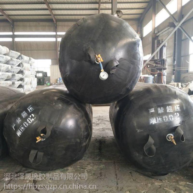 管道封堵气囊 橡胶 管道堵水气囊 污水管封堵器 生产厂家现货供应