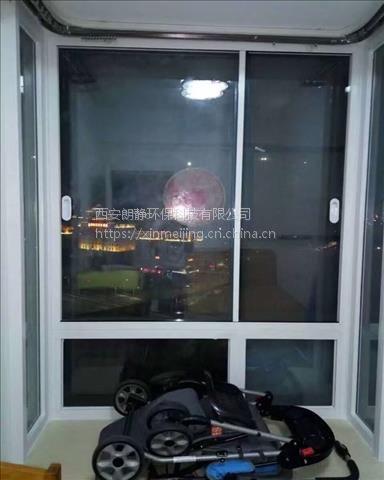 西安隔音窗生产厂家朗静环保欣美静推拉隔音窗