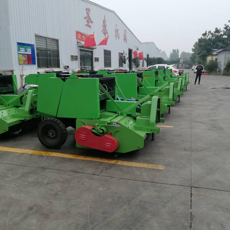 秸秆回收机械价格实惠 青海1300大型青贮机