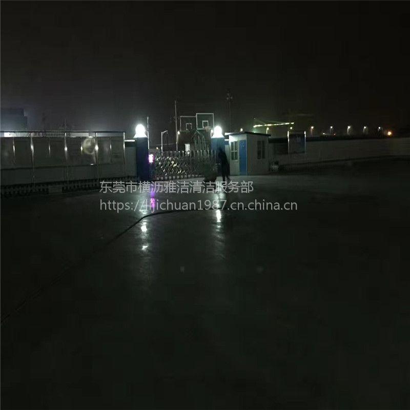 番禺沙湾旧地面起灰处理、钟村-南村-新造水泥地固化
