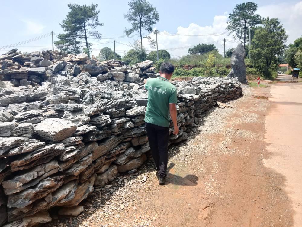 英石假山石驳岸 厂家批发英石 广东假山石 英德石产地 英德石多少钱一吨
