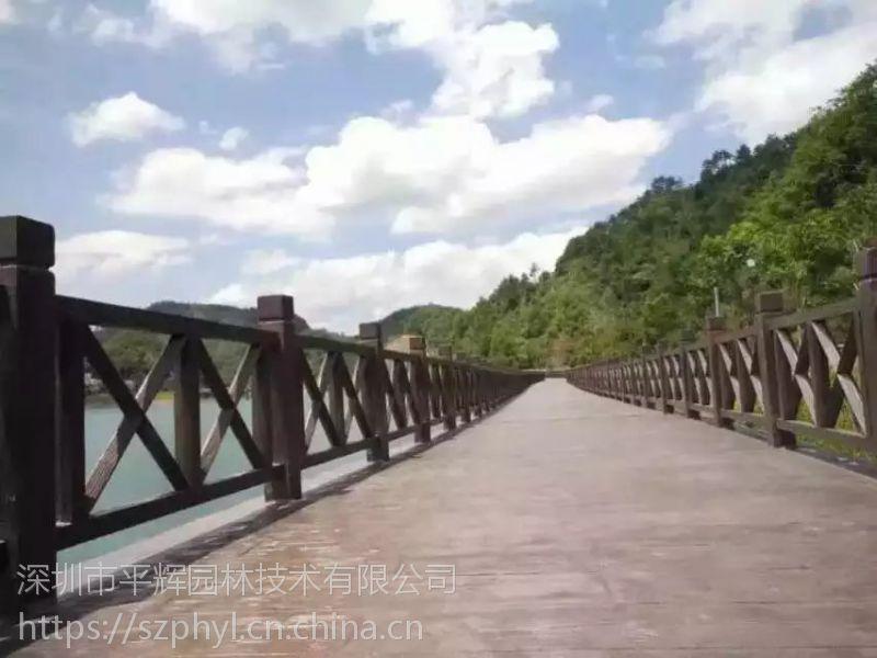 韶关仿木护栏|水泥仿木栏杆厂家方案报价