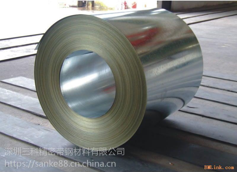 供应热双金属带5J1070中敏感低阻中温