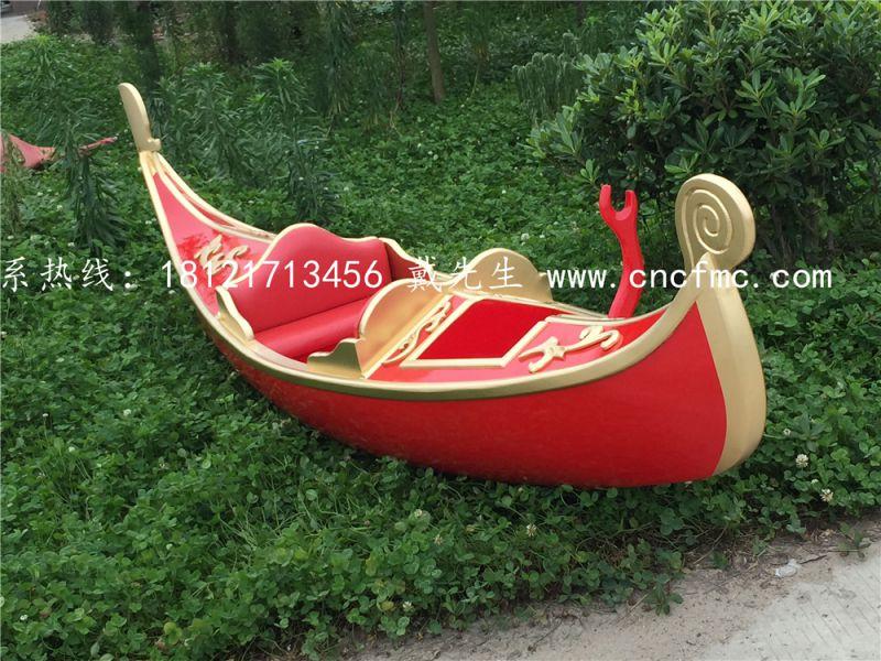 出售观光船 景区旅游船 贡多拉手划船 欧式木船