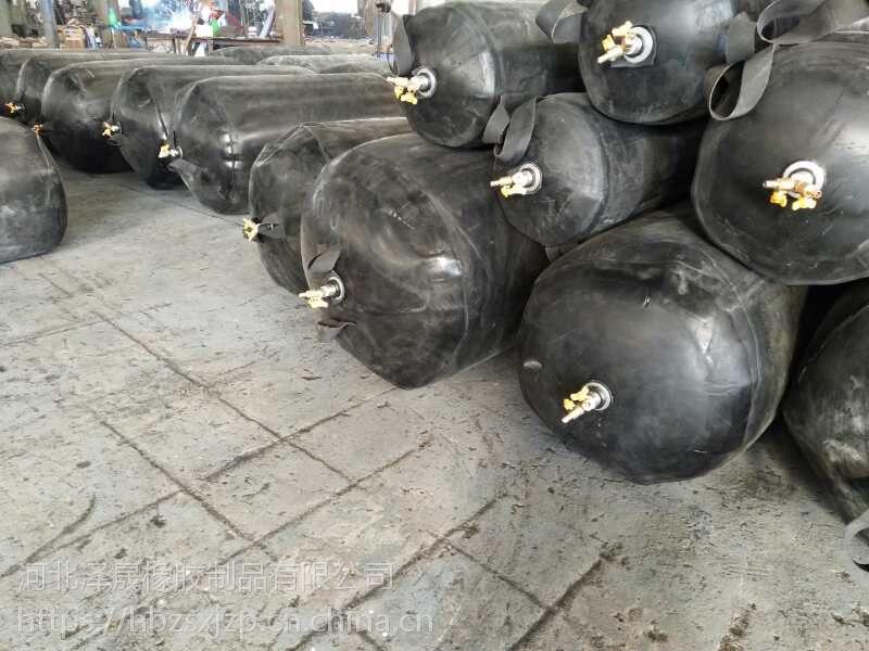 供应排水管道封堵气囊 市政管道堵漏用气囊 水堵 堵水气囊