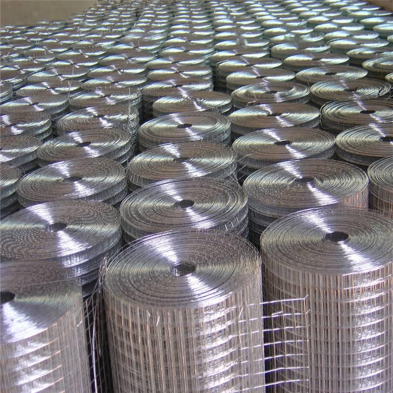 电焊网荷兰 焊接网围栏 厂家电焊网