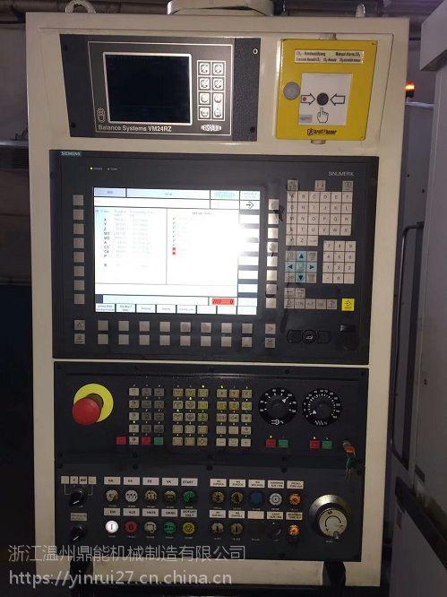 二手瑞士150双工位蜗杆砂轮高效数控磨齿机