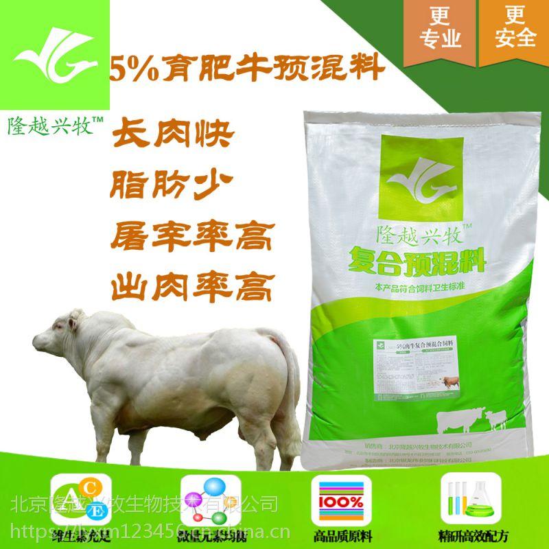 肉牛催肥饲料独特配方