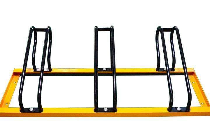 供应长沙卡位式非机动车存放架,自行车停车架