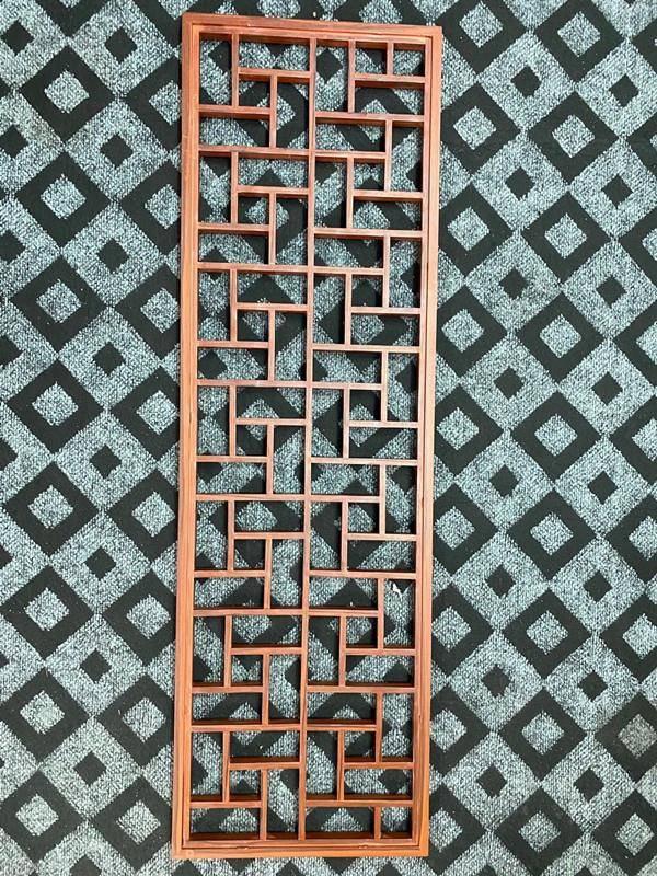 海宁市仿古铝窗花 景区街道改造中式铝窗花