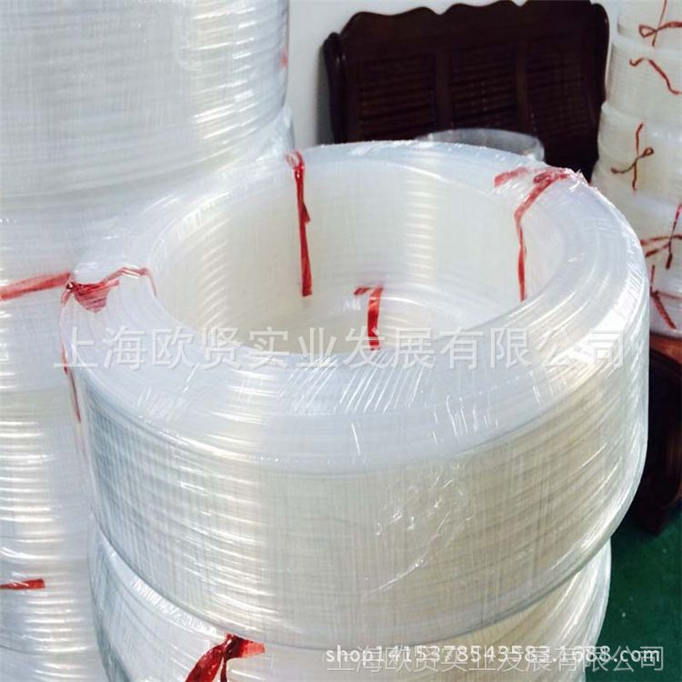 可溶性塑料热缩管 FEP高温绝缘管 耐油 耐磨 上海欧贤