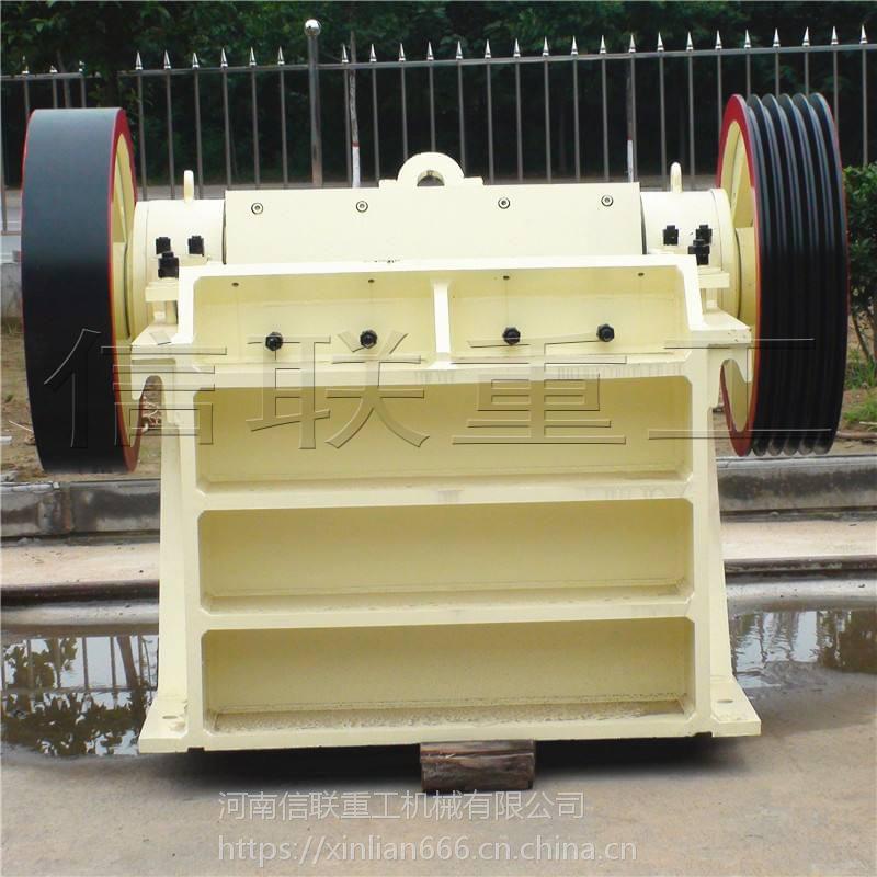 信联重工PE900*1060颚式破碎机选用端的制作材料深腔破碎 高效节能