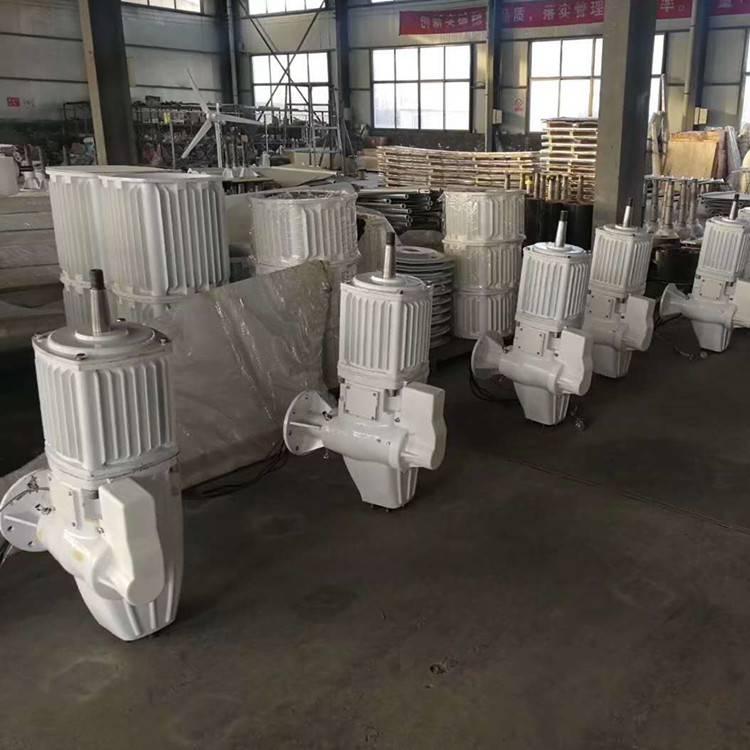 保定地区供应配套设施完善专用小型风力发电机500w 山东晟成 专业制造